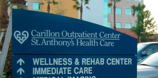 Booth Design Carillon Wellness Center