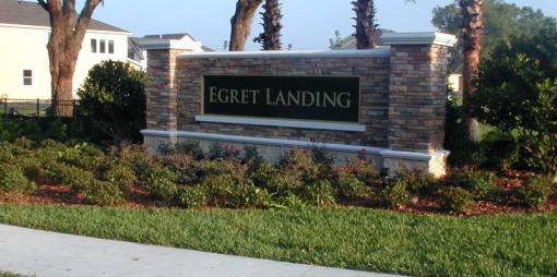 Booth Design Egret Landing