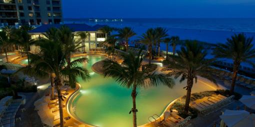 Booth Design Sandpearl Resort