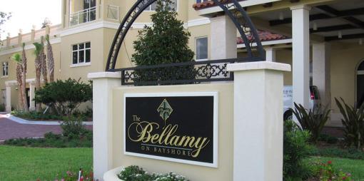 Booth Design Bellamy Bayshore